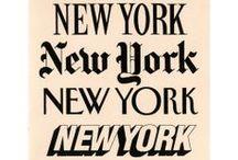 I ❤️ NY / by Sarah McGiven @FightForYrWrite