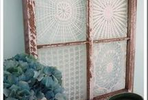Crafts - Doilies and Lace / by Jan Horwood