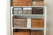 Home - Pallets and Crates / by Jan Horwood