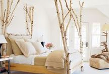 Home - Headboards and Beds, Built or Repurposed / by Jan Horwood
