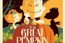 The Great Pumpkin / by Rose Red