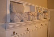 Home - Small Space Organization / by Jan Horwood