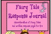 Core Knowledge/ELA Guidebook / Reading and Phonics curriculum  Anchor Text Rumpelstiltskin-Fairy Tales Spiders Amelia Bedelia Duck for President / by Brandi Felice