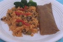 puerto rican soul food / by Ivette Lukasek