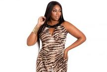Urban Safari / Take a walk on the wild side with in must-have animal prints.  / by Ashley Stewart