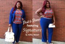 Signature Blogger Contest / by Ashley Stewart