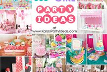 Party Ideas / by Krisa Rowland