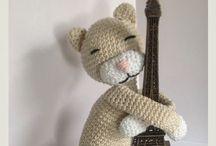Woollen Thoughts / crochet, knit, hand made cute things etc. / by Þuríður Jónsdóttir