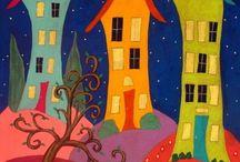 Art Journal Inspirations / by Becky James