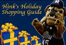 Hink's 2013 Holiday Shopping Guide / by Butler Bulldogs