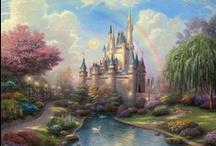 Disney<3 / by Ashley Anderson