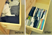 Organized Living / Organizational tips for daily living. / by Yoli Loves