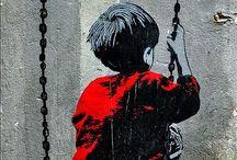 Street Art / by Kimberley Prince