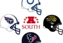 AFC South Corner - For Colts, Jaguars, Titans and Texans Fans Only / by FansEdge
