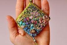 Textile jewelry / by Monika Mrozkova
