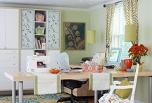 Office Space / by Susan Lindsay