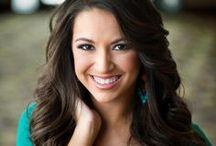 Previous Miss Louisiana USA Titleholders / (2013) Kristen Girault, (2012) Erin Edmiston / by RPM Productions, Inc.