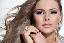 Previous Miss South Carolina Teen USA Titleholders / (2013) Tori Sizemore, (2012) Shannon Ford / by RPM Productions, Inc.