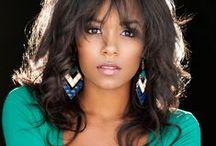 Previous Miss South Carolina USA Titleholders / (2013) Megan Pinckney (2012) Erika Powell / by RPM Productions, Inc.