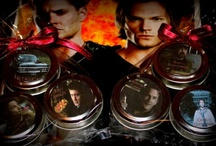Supernatural / by Crystal Coulombe