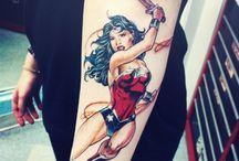 Tattoos / by Gloria Sedano-Sarabia