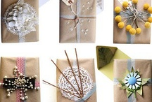 Giftable Goodies / Crafts that make good gifts!  Simple boxes and favors, envelopes and papercrafts. / by Elizabeth Mosher