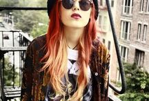 Lovely Hair / by Gloria Sedano-Sarabia