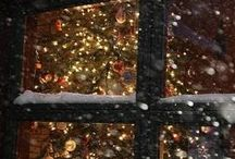 Cozy/ Christmas / . / by Mandy Christman