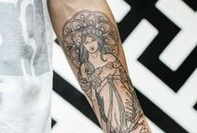 Tattoos / by Katie Young