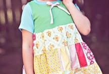 Sew Sweet - Girls Dress & Romper PATTERNS / by Laura Bednar Deacetis