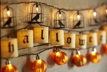 Holiday - Halloween / Halloween - Decor, food, & activities. / by K. Holt