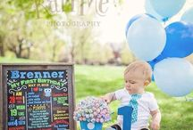 kids birthday parties / by Mrs. L