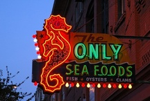 Seafood / by Wendy Scribner