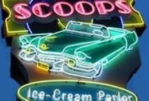 Shakes & Frozen Goodies / Shakes and frozen desserts / by Wendy Scribner
