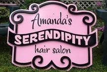 Amanda's Serendipity Hair Salon / by Amanda F