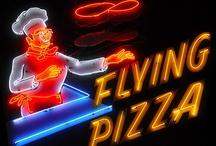 Pizza / by Wendy Scribner
