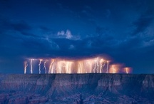 Fascinating Lightning / The grandeur of nature's wrath. / by Moment Matters