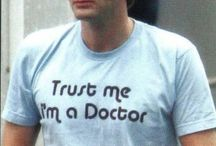 ~DOCTOR N the HOUSE... / Come on now, we all have our tv celebrity 'obsessions'.  Don't we?! ;) / by R.J. Miller