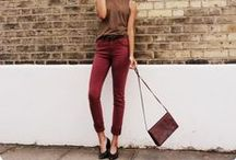 Style I like / by Ania L