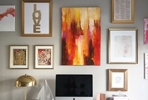 Gallery Walls / by Sarah Leah Avigdori