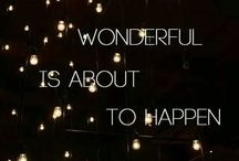 Quotes...& Wisdom / by Venessa Scott