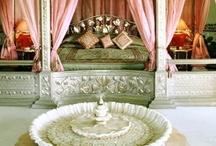 Pretty Bedrooms / by Carol Garner