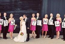 Wedding Ideas  / by Sheridan Temple