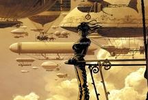 Steampunk / by John McLemore