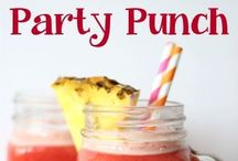 Party ideas & food / by Sheridan Temple