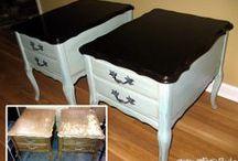 DIY furniture / by Kelli Jordan