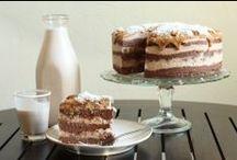 """Healthy"" Desserts  / by Sarah Leah Avigdori"