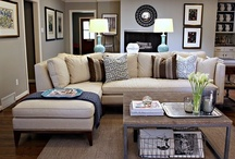 Home - Living Room / by Hm Harris