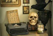 Halloween / by Martha Kenney~MJ Ornaments