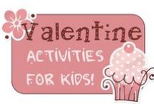 Valentines Recipes, Crafts, Education / Recipes, crafts, and educational ideas for Valentine's Day / by 3 Boys and a Dog
